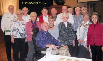 The Lincoln Hills Foundation Bingo Team